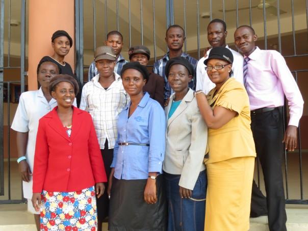 Wholistic Outreach Staff